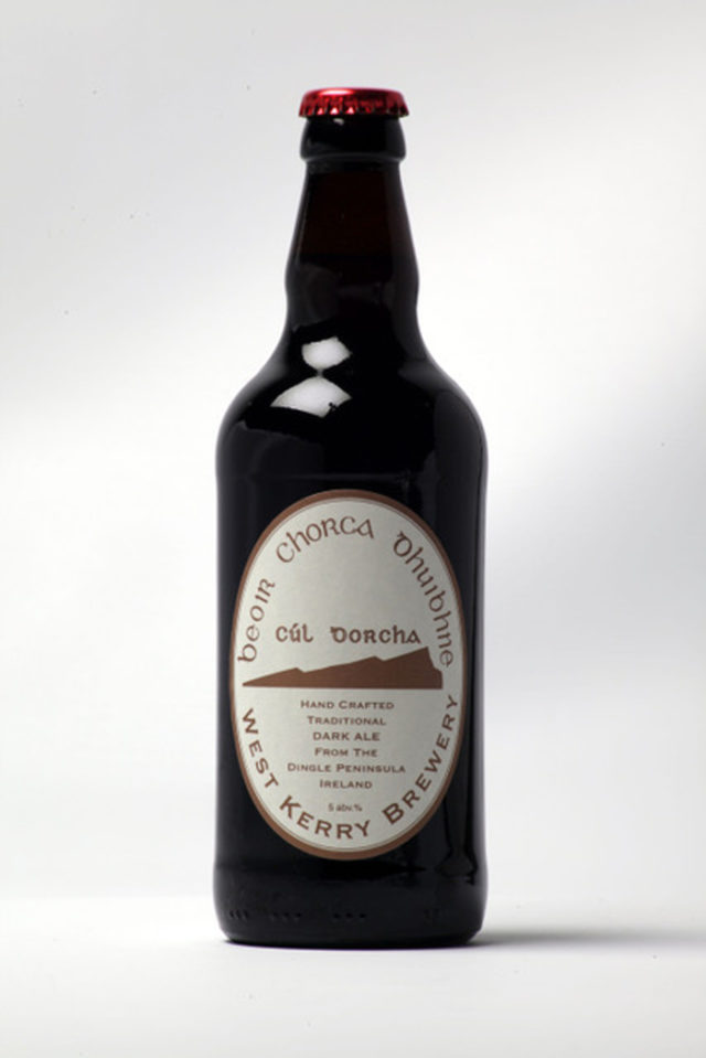 Cul Dorcha by west kerry brewery