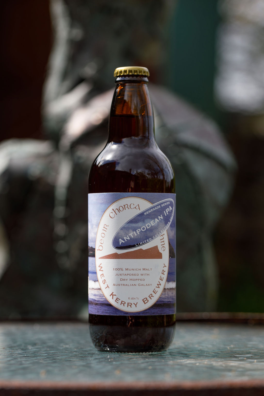 Bottle of Antipodean IPA